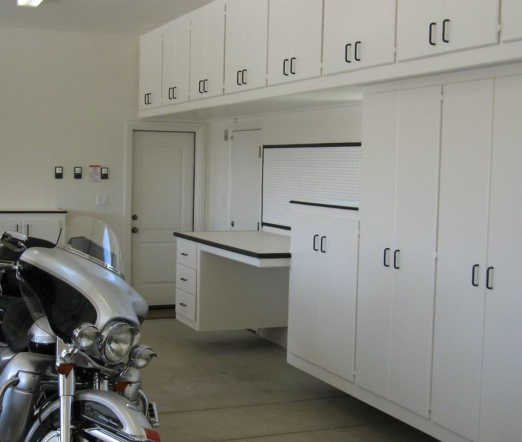 A Custom Garage, Cabinets & Epoxy Floors 6619040602