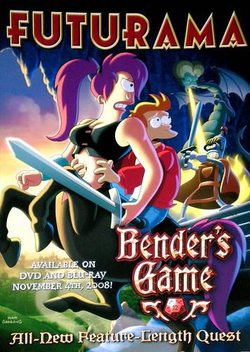Futurama El juego de Bender