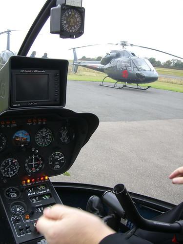 Mandos helicóptero