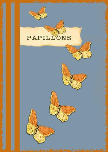 Papillons   ATC