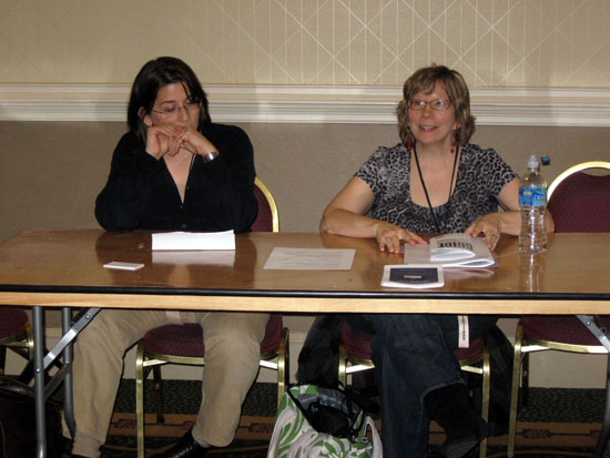 Internet and Journalism Panel (Click to enlarge)