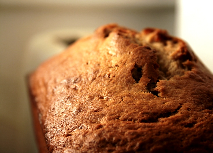 Food Banana Bread Again
