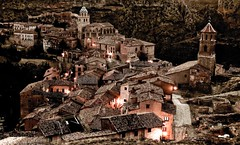Pueblos de Teruel. # Explore (57) (Antonio Goya) Tags: life espaa color colour night atardecer noche spain nikon espanha europe top basilica pueblo iglesia best sierra explore vida montaa tamron goya 2009 teruel historia spanien tejados torres pirineo albarracin d90 supershot 1750mm mywinners abigfave colorphotoaward aplusphoto photographersworldbestfriends