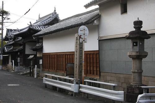 寺のある町