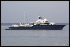 Le Grand Bleu (leightonian) Tags: uk island boat unitedkingdom isleofwight solent gb yarmouth isle wight iow