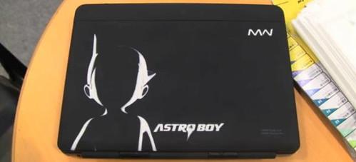 Astro Boy Netbook
