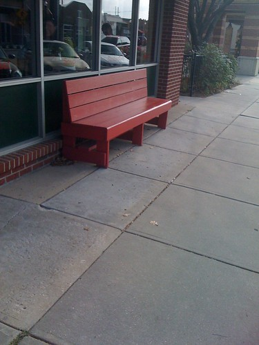Red Bench Cafe