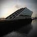 Docklands mit Vignette