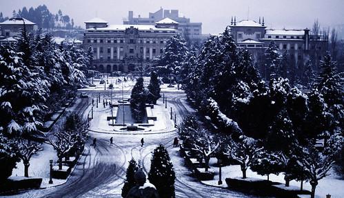Campus universitario de Santiago de Compostela