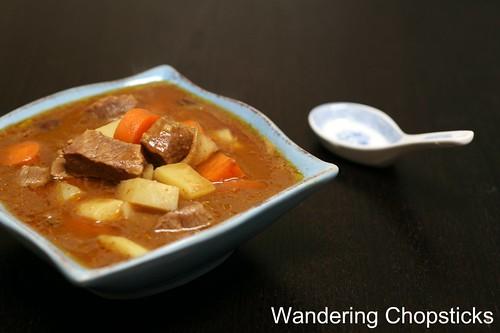 Crock Pot Bo Kho (Vietnamese Beef Stew) 13