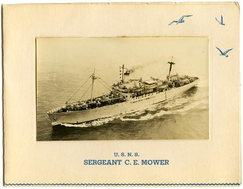 Sgt. C. E. Mower_tatteredandlost