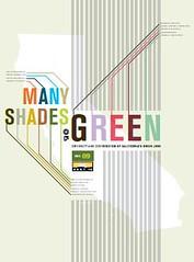 Many Shades of Green