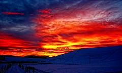 asiago007 (giovanni vellar) Tags: tramonto asiago tramontosullaneve