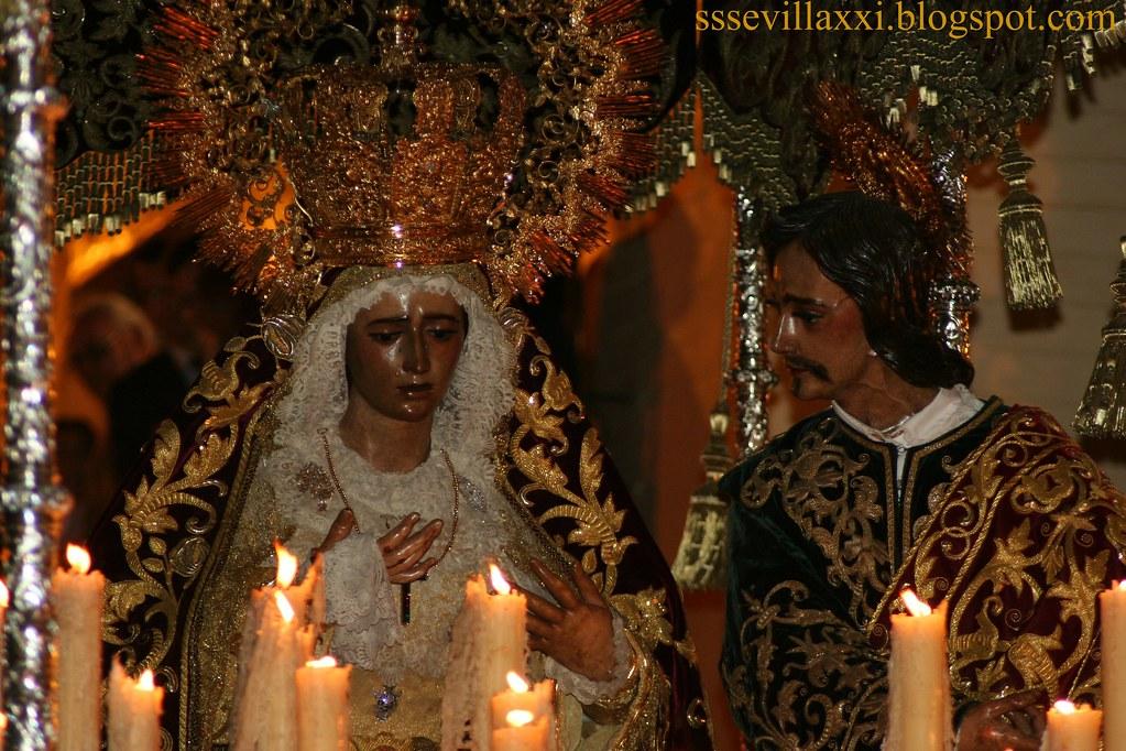 Nuestra Señora de la Amargura. Domingo de Ramos 2009