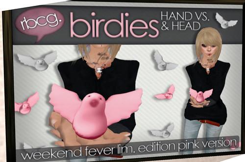 weekend fever rbcg birdies