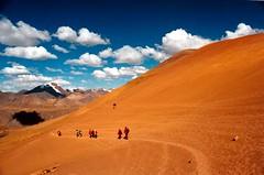 Pérou - 5200 m (dyonis) Tags: peru montagne trekking trek moutains pérou vilcanota cordilière peruvianimages