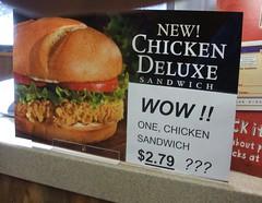 New Chicken Deluxe