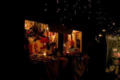 Weihnachtsmarkt Hagen III (dididumm) Tags: light museum night booth germany stars lights star licht stand kerzenlicht candle nacht stall kerze christmasmarket weihnachtsmarkt nrw stern hagen beleuchtung openair lichter sterne christkindlmarket christkindlmarkt marktstand lwlfreilichtmuseumhagen