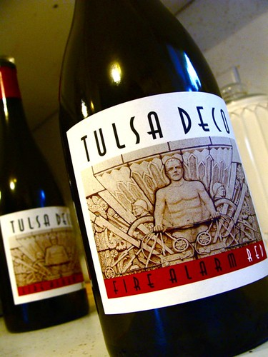 Tulsa Deco, by Girouard Vines