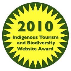 2010 ITBW Award