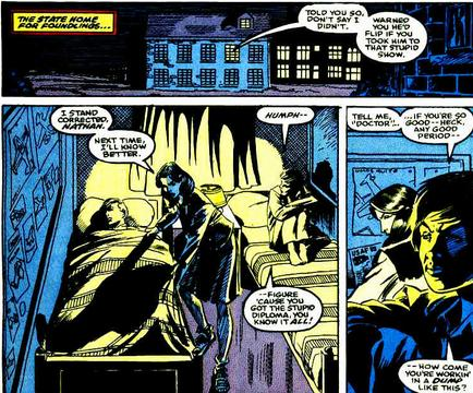 Classic X-Men 42 - Jealous Nate