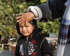 Blessings from Grandpa (Maulindu Chatterjee) Tags: india rinchenpong westsikkim kaluk easternhimalayas