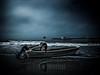 (felixnx) Tags: sky beach water boat dramatic lightroom preset