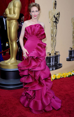 Vera Farmiga at the 82nd Annual Academy Awards