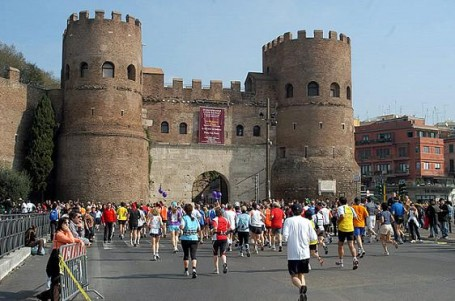 Římský maraton očima Jiřího Wallenfelse