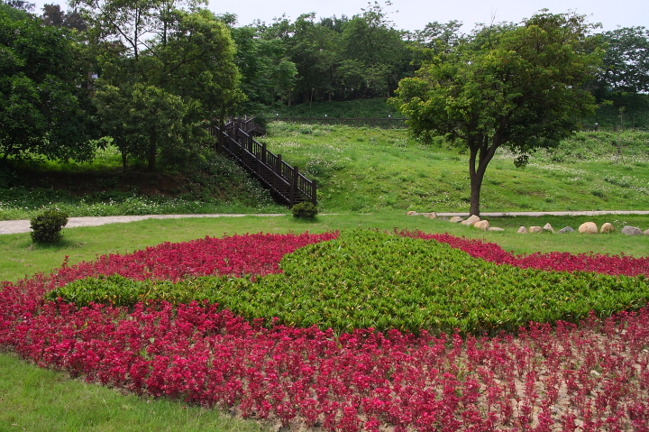 淡水和平公園、一滴水紀念館0003