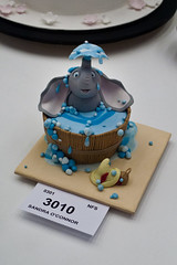 elephant cake (AS500) Tags: show elephant animals cake easter bath sydney royal decorating 2011