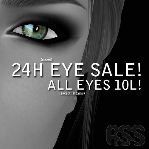 24H eye sale!