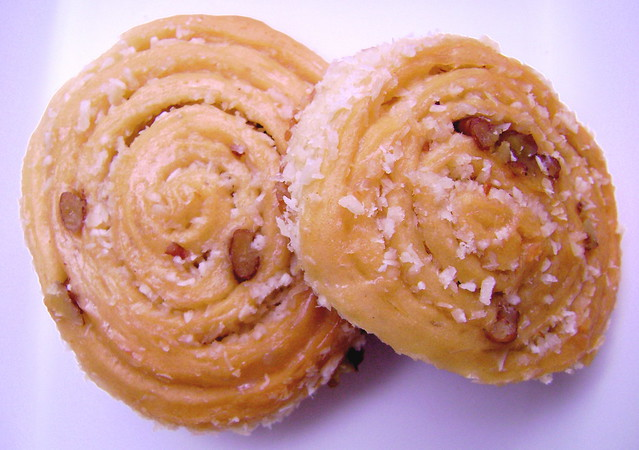 Pãozinho de Coco