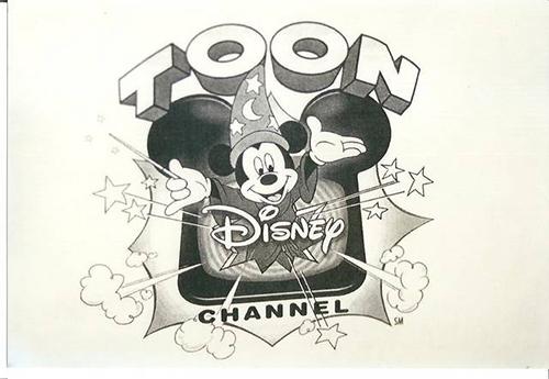 Toon Disney Script