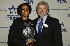 Arts for All receives award from Americans for the Arts