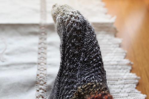 """Socks """"A lembrar o Outono"""""""