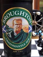 Broughton, Greenmantle Ale, Scotland