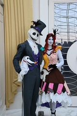 (Lady.in.Black) Tags: katsucon 2017 katsucon2017 oxonhill maryland potomacriver nationalharbor gaylordnationalhotel gaylord anime japaneseanimation animeconvention hotel conventioncenter cosplay costumes disney nightmarebeforechristmas