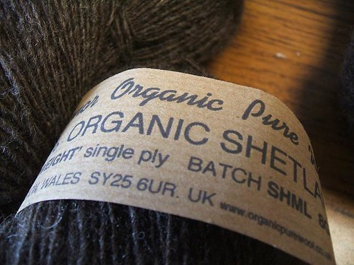 Gathenor organic laceweight