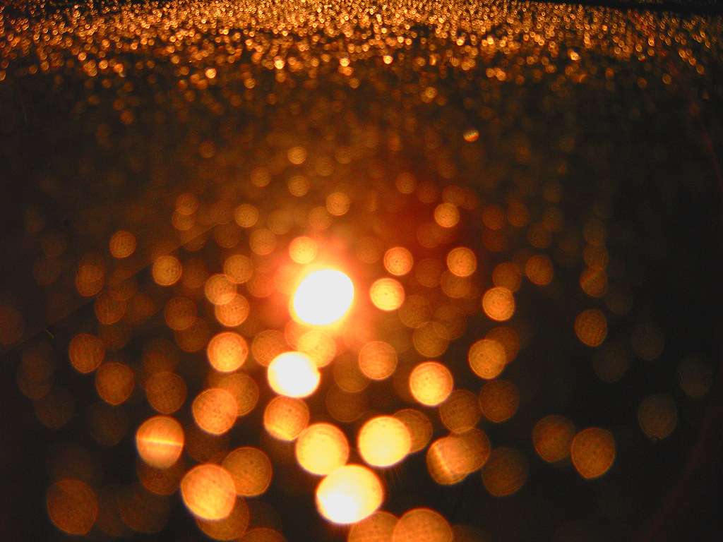 Bokeh lights Thursday