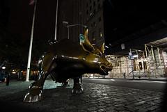 Wall Street Bull (yanik114) Tags: bull wallstreet tokina1224mm