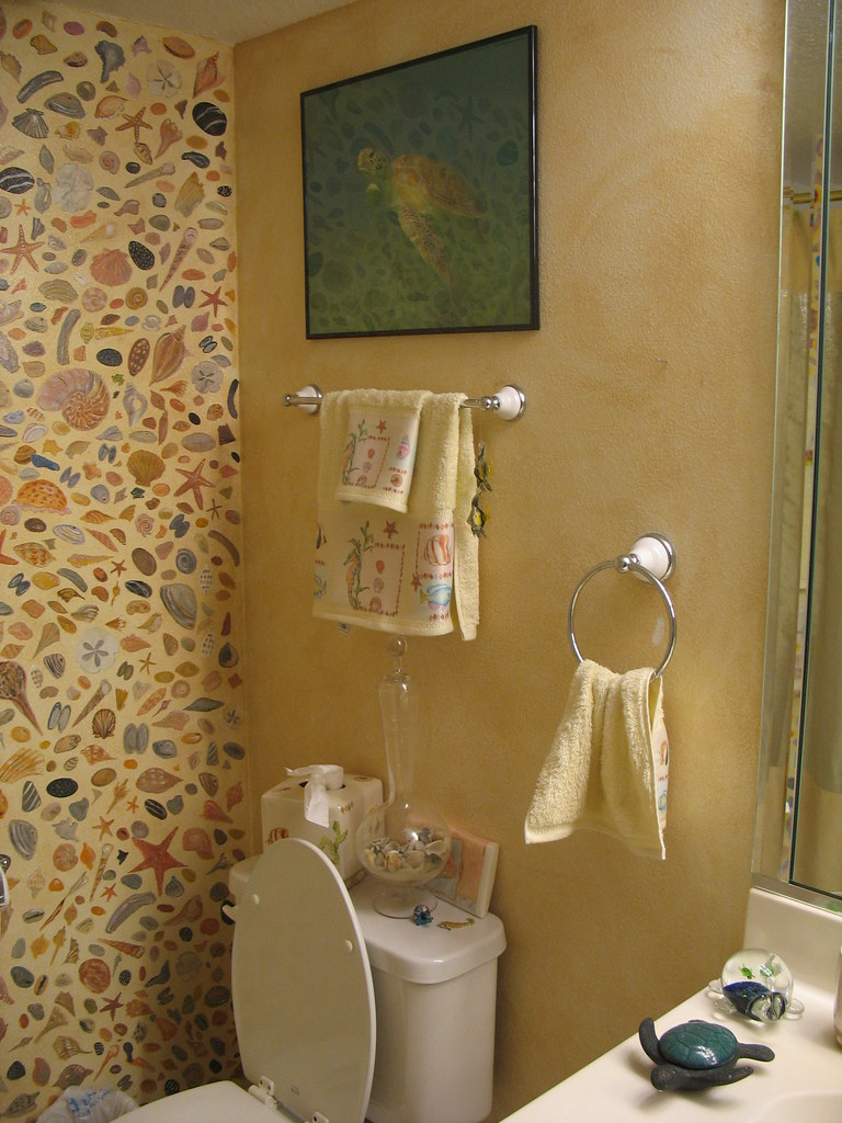 decor in kids bath
