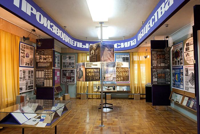 Obninskaya AES - museum