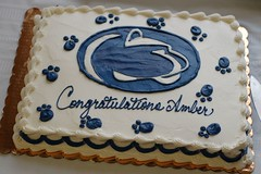 My Cake! (GirlOnAMission) Tags: family party cake graduation babyshower nittanylion