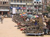 Selling knock-knacks near Durbar S…