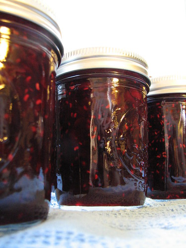 Cherry Raspberry Jam