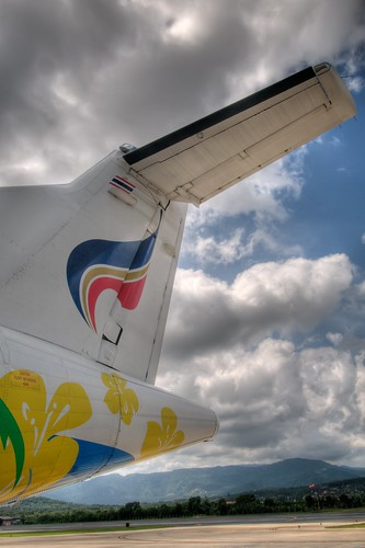 Bangkok Airways Tail