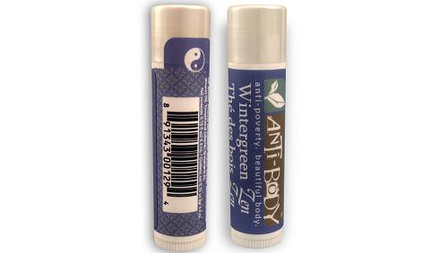 Anti-Body Lip Balm