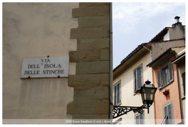 Firenze a passo veloce, verso Santa Croce