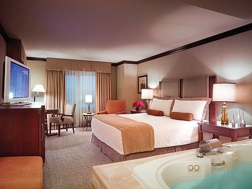 Ameristar Council Bluffs Hotel King Jacuzzi